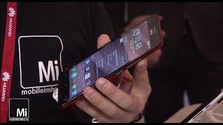 """ASUS смартфоны Zenfone и новые """"матрешки"""" Padfone на MWC2014"""