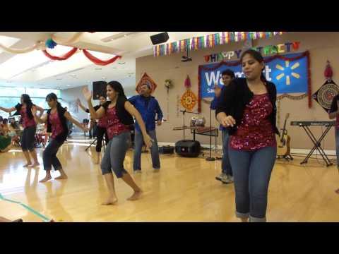 Diwali Celebration 2012 at Walmart.com Dance1