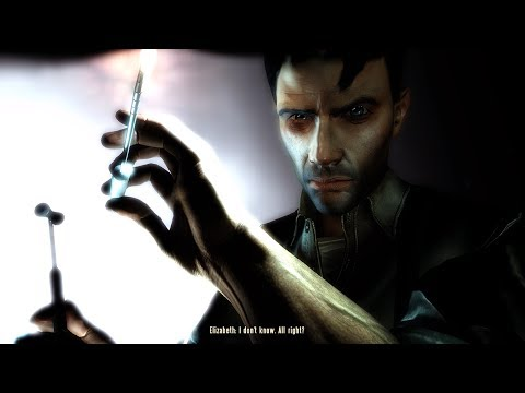 BioShock Infinite Burial At Sea Episode 2 Transorbital Lobotomy Scene
