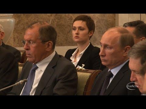 Brussels tells Russia to stop pressuring Ukraine over closer EU ties