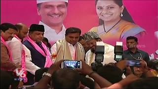 TRS Leaders Busy In Election Campaign | Telangana Assembly Elections 2018