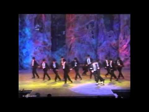 Michael Jackson - Dangerous - Soul Train 25th Anniversary 1995...