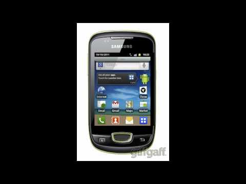 How To Remove Pattern/Password Lock On A Samsung Galaxy Mini S5570