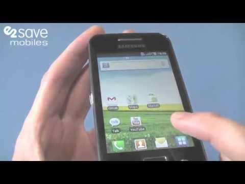 Samsung S5830 Galaxy Ace - Unlocked Phone - Black Review