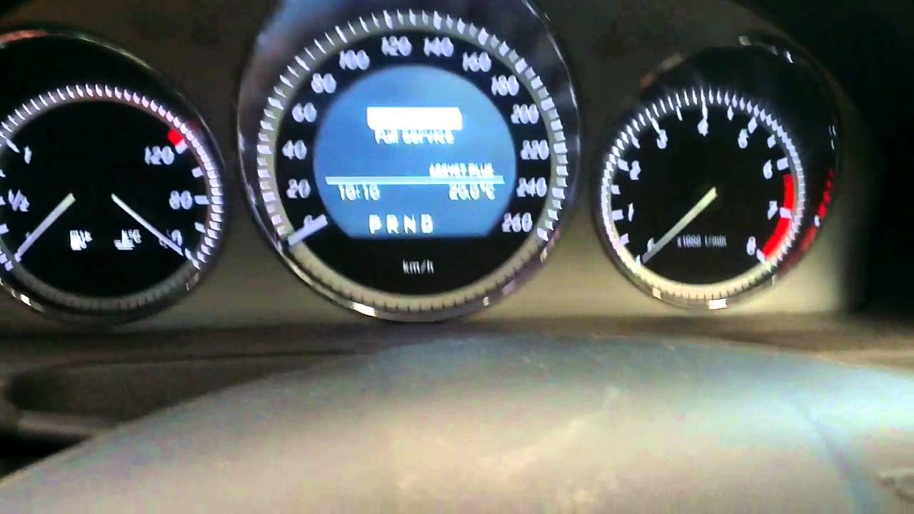 Mercedes Benz Assyst Service Reset Cgi250 Youtube