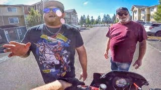 Stupid, Crazy & Angry People Vs Bikers 2018 [Ep.#522] ROAD RAGE