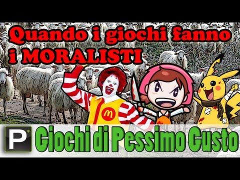 Giochi di Pessimo Gusto - EP13 Quando i videogiochi fanno i moralisti/vegani/animalisti