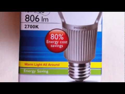 PHILIPS MASTER LED Bulb 12W - Review