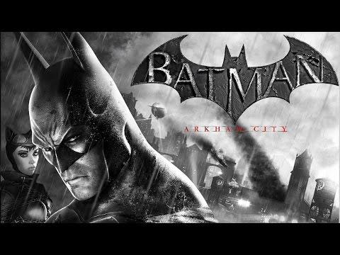 Batman Arkham City Full Movie (ENG/RUS) Полнометражный игрофильм