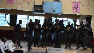 GITHUMU HIGH SCHOOL: WHINE AND KOTCH RIDDIM (UNCLEAR)