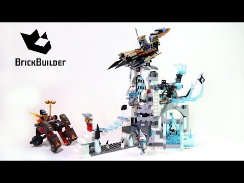 Lego Chima 70147 Sir Fangar's