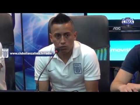 """Christian Cueva: """"El Clásico será una linda experiencia"""""""