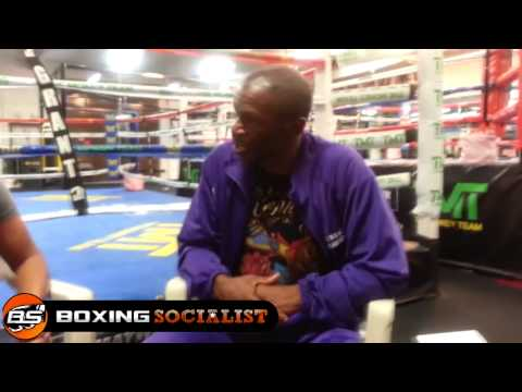 Floyd Mayweather Sr 