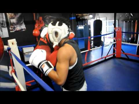 EJK Boxing & Fitness Club: Roland & Done Deal, May 2016
