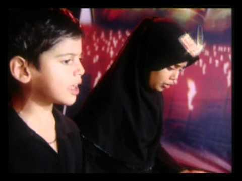 03 Ae Sheer Khaar Asghar A.s. - Nohay 2011-12 Hooria Rizwan & Sajjad Zaidi video