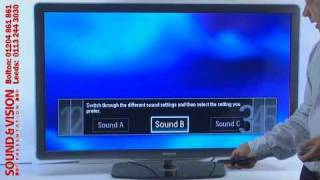 Philips Ambilight 46PFL7605(46PFL7605H)Video Review-Cheap L