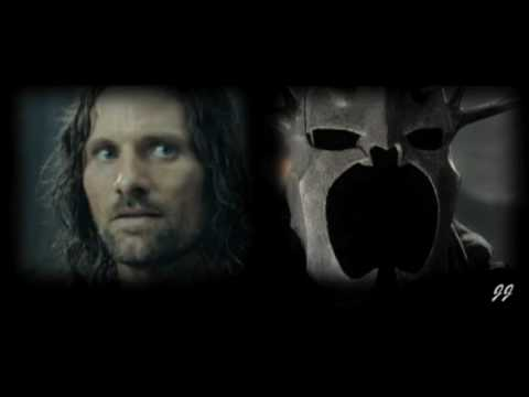 LOTR - Confrontation (Javert / Valjean) Video