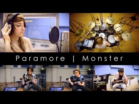 Paramore | Monster Ft. Becca Jeffries video
