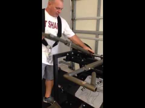 Pit Shark Weighted Push Up