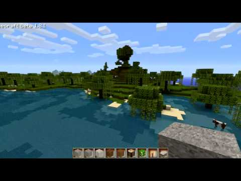 Minecraft Texturepack Review : ''Meine Kraft'' Beta 1.8.1/1.9 pre