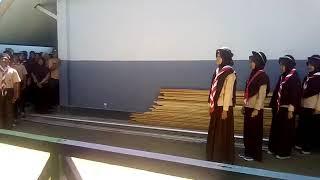 Yel yel Pramuka (SMK N 4 GORONTALO)