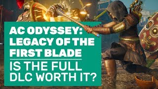 Is Legacy of The First Blade Worth Playing? | AC Odyssey DLC Review