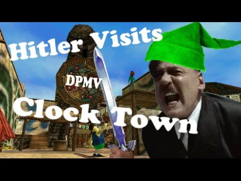 [DPMV] Hitler Visits Clock Town