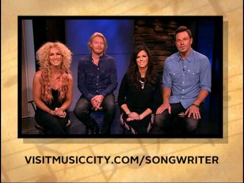 Little Big Town invites you to the 2012 Music City Songwriting Competition