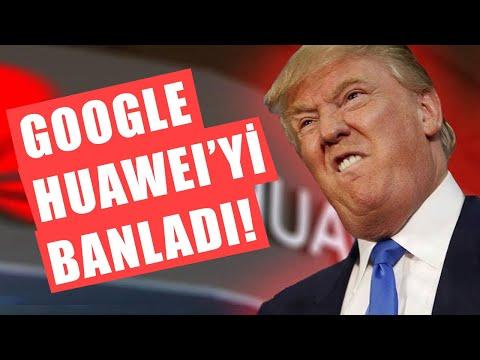 Sonunu Düşünen Kahraman Olamaz: Google, Huawei'yi Banladı! (Peki Huawei Ne Yapacak?)