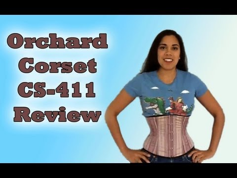 Orchard Corset CS-411 Underbust Review