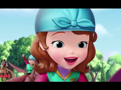 Official - Sofia The First - The Flying Crown - The Flying Derby - HD