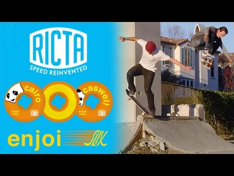 Ricta Wheels x Enjoi: Ricta Slix