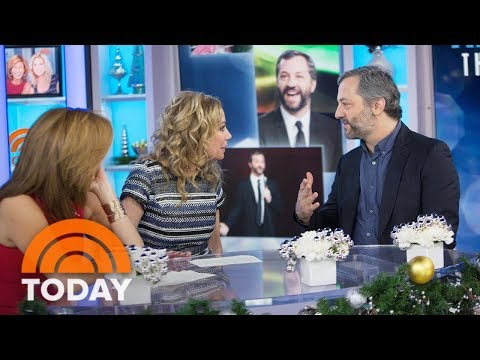 'Trainwreck' Director Judd Apatow On Binge-Watching And His Return To Stand-Up Comedy | TODAY