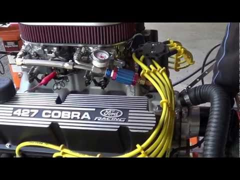 on Ford 427 Cobra Crate Engines