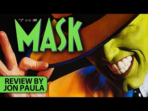 The Mask -- Movie Review #jpmn video