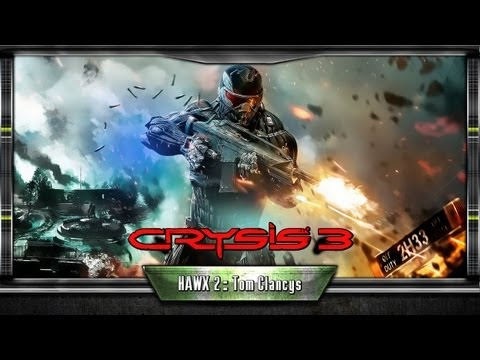 Crysis 3 - Que robô do C4p3t4