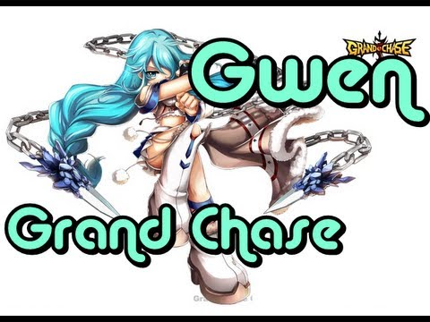 Grand Chase - Pet Gwen