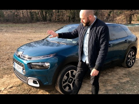 FIRST DRIVE Citroën C4 Cactus 2018 (DK)