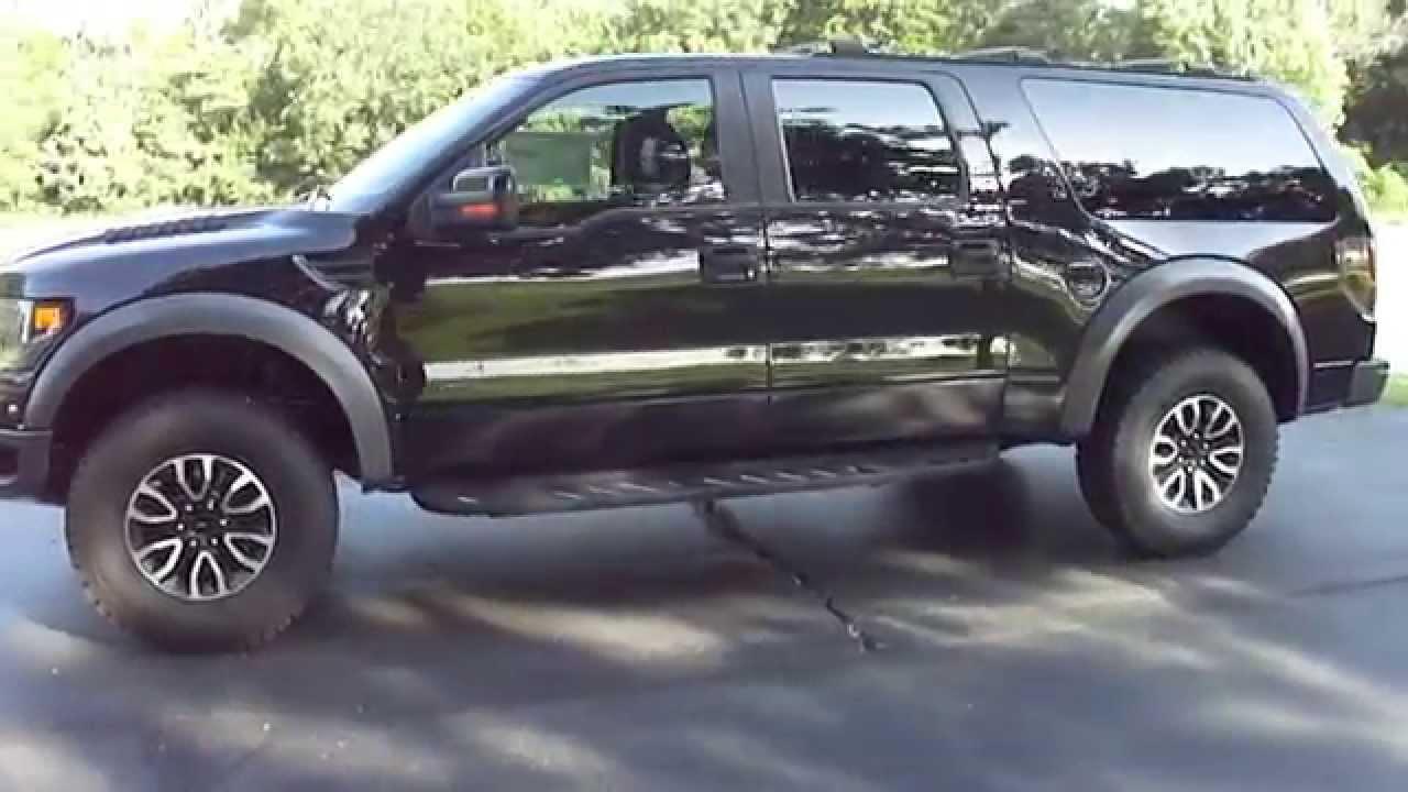 Raptor SUV by CABT Guthrie, Oklahoma - YouTube