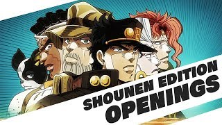 Anime Opening Quiz (Shounen Edition) - 30 Anime Openings