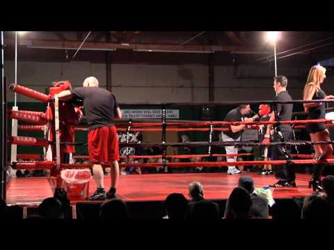 CCMA Friday Night Fights - 04-15-2011 - Richie Aragay vs. Ramone Ramos