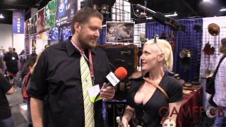 GameFob at Wonercon 2013: Vegas Powergirl Interview