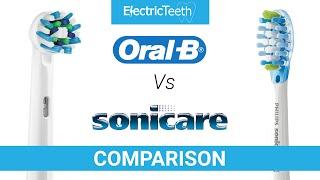 Oral-B vs Sonicare
