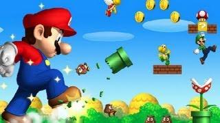 Top 10 Platform Games on Nintendo DS
