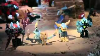 Shapeshifting Bricks   Ionix Tenkai Knights TV Commercial
