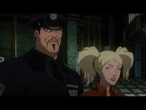 DCU Batman: Assault on Arkham Movie Trailer