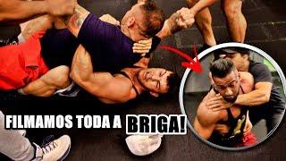 TRETA NA ABE | VILÃO BRIGOU COM TOGURO POR CAUSA DO LELIS