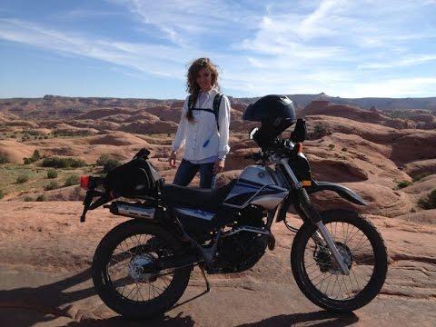 Moab Utah Dual Sport Fins N Things