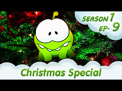 Om Nom Stories: Christmas Special (Cut the ROPE, Episode 9) @KEDOO ANIMATIONS 4 KIDS