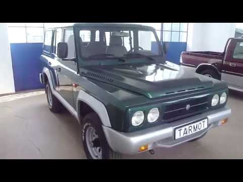 ARO 244 Turbo Diesel from Poland.MP4